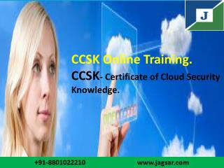CCSK Online Training in Hyderabad