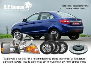 Tata Spare Parts