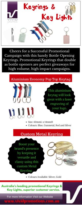 Handy Bottle Opening Keyrings And Key Lights