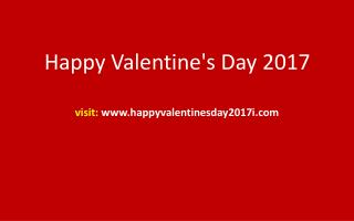Valentines Day 2017 Images, Wallpaper, Wishes, Messages