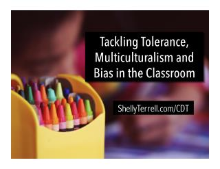 Multiculturalism and the Culturally Diverse Classroom