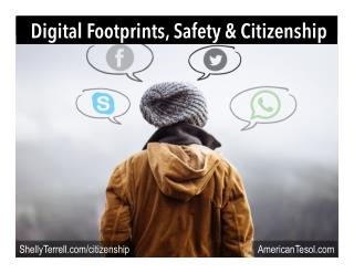 Citizenship and Safety in a Digital World