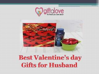 Best Valentine's day Gifts for Husband
