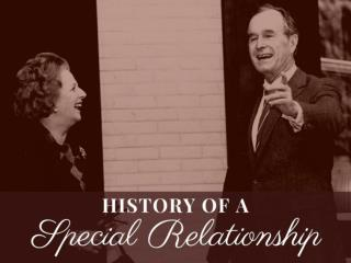 History of a special relationship