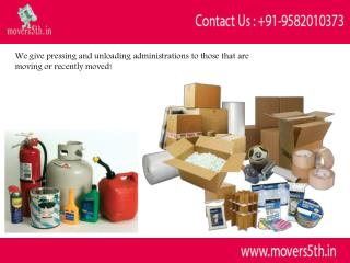 Movers5th Loading & Unloading Services