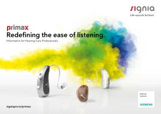 Siemens Hearing Aid in Gurgaon