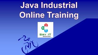 Learn online Java 9 The best Legacy Java Developer Training