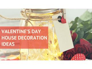 17 COOL VALENTINE'S DAY HOUSE DECORATION IDEAS