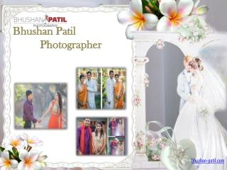 Contact us for Best Wedding Photographer in Pune is Bhushan Patil