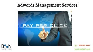 A Guide To Adwords Management Services