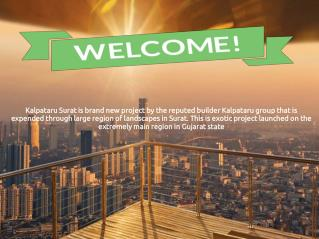 Kalpataru Surat New Launch Project Surat