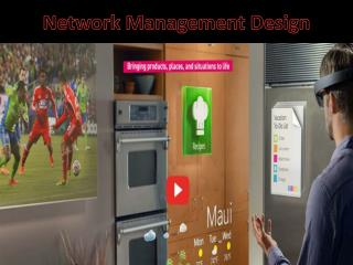 network management design