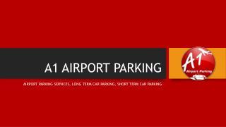 Melbourne airport parking services, rates, deals