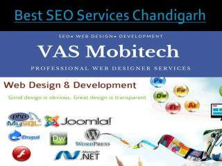 Best Web SEO Services in Chandigarh