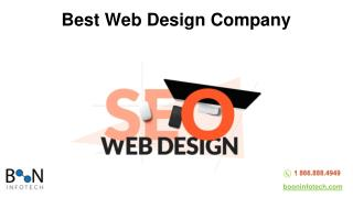 Choose The Best SEO Company in USA