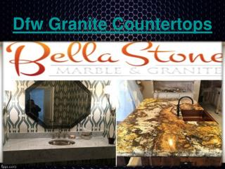 Dfw Granite Countertops