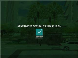 Apartment for sale in raipur