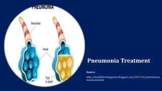 Pneumonia Treatment