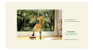 Rohan Tapovan - 2 BHK and 3 BHK Residential Apartments in S.B. Road Pune