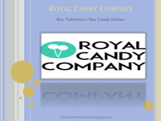 Buy Valentine's Day Candy Online