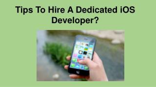 How To Hire A Reliable iOS App Developer?