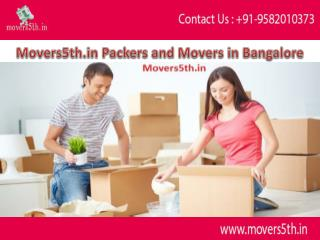 Things Not to Do When Hiring Movers to Move Your Home in Bangalore