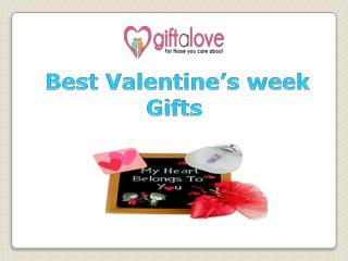 Best Valentine's day Week Gifts