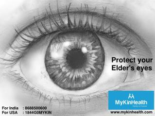 Protect your elders eyes with MyKinHealth