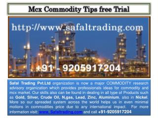 Commodity Tips Free Trial, Commodity Tips Free Trial on Mobile