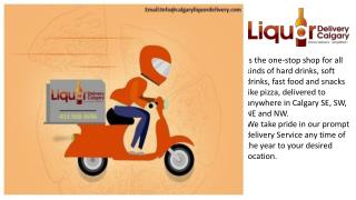 Types of Pizzas Delivered by Liquor Delivery Calgary