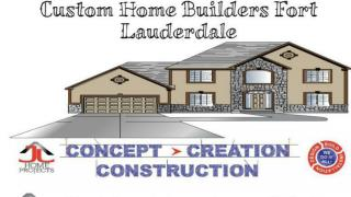 Custom Home Builders Fort Lauderdale