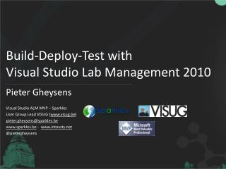 Build-Deploy-Test with Visual Studio Lab Management 2010