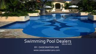 Swimming pool Dealers