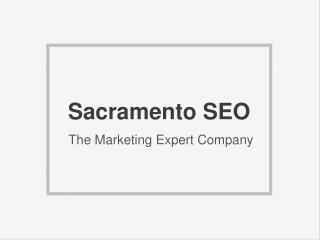 Sacramento SEO Expert - 7Storms Delivers Results!