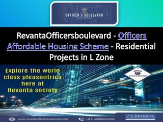 Officers Affordable Housing Scheme - Revntaofficersboulevard