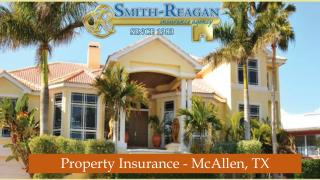 Property Insurance - McAllen TX