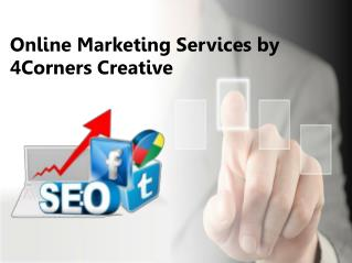 Online Marketing Services by 4Corners Creative