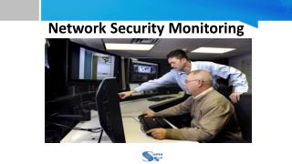 Network Security Monitoring - Suma Soft