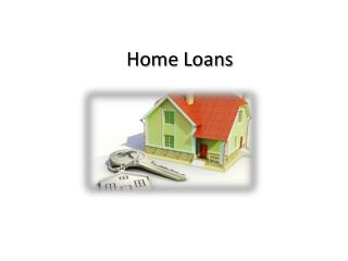 Home Loans and the Reducing Loan Amount Offered As Loans