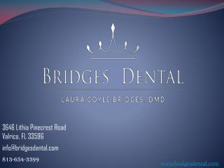 Brandon Dentist Can Rejuvenate Your Smile With Dentures – Bridges Dental