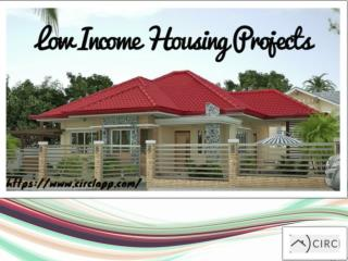 Low Income Housing Projects|CIRCL