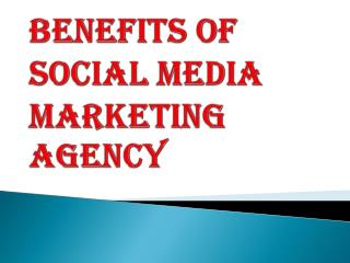 Social Media Marketing - Competitive Advantage for Your Business