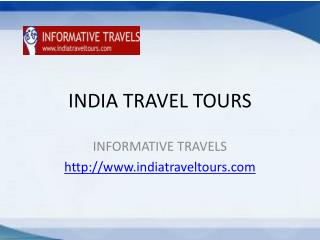India Travel Tours