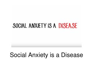 You Can Recover From Social Anxiety