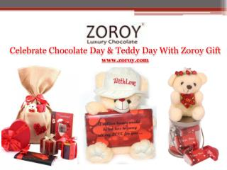 Chocolate Day Gift -Buy Chocolates and Flowers Online