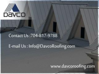 Commercial Roof Leak Repair Contractors, Commercial Tile Roof