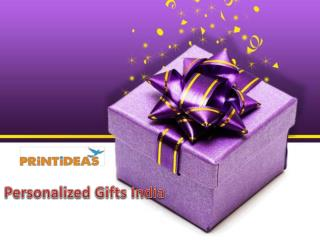 Personalized Gifts India-PrintIdeas