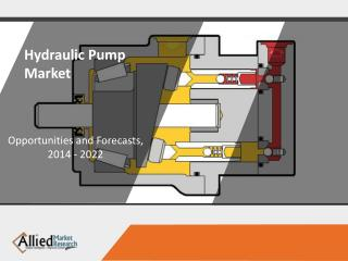 Hydraulic Pump Market is Expected to Reach $10.4 Billion, Globally, by 2022