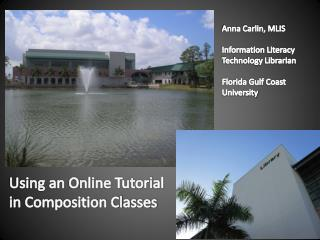 Using an Online Tutorial in Composition Classes