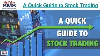 A Quick Guide to Stock Trading